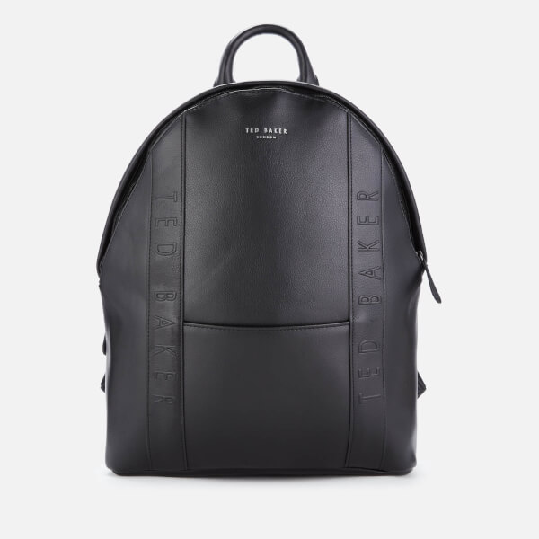 Ted Baker Men's Dominoe Debossed Backpack - Black