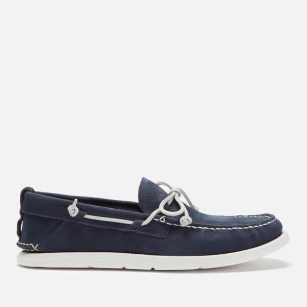 UGG Men's Beach Moc Slip-On Boat Shoes - True Navy