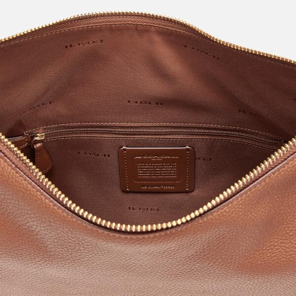888673a96593 Coach Women s Polished Pebble Leather Sutton Hobo Bag - 1941 Saddle  Image 5