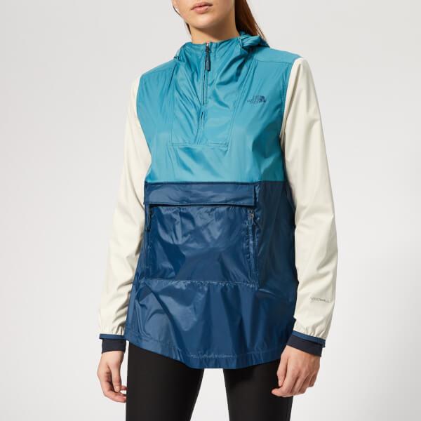 The North Face Women's Fanorak 2.0 Jacket - Storm Blue Multi