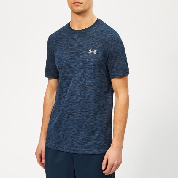 21b85707b6e43 Under Armour Men s Vanish Seamless T-Shirt - Academy Graphite Sports ...