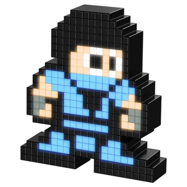 Pixel Pals Lamp: Mortal Kombat Edition - Sub-Zero