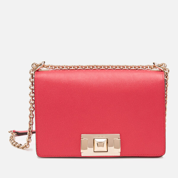 Furla Women's Mimi' Mini Cross Body Bag - Ruby
