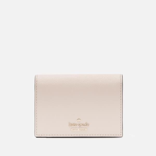 Kate Spade New York Women's Gabe Wallet - Tusk/Black