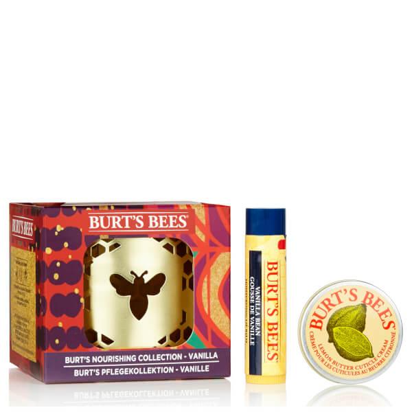 Burt's Bees Nourishing Collection - Vanilla Bean