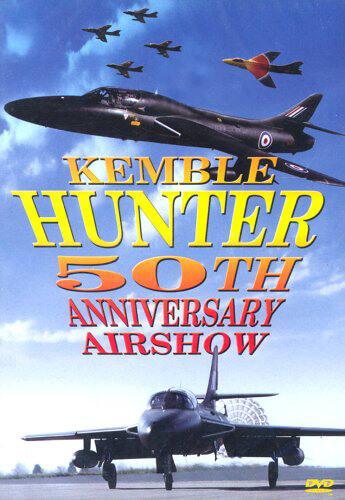 KEMBLE HUNTER 50TH ANNIVERSARY (DVD)
