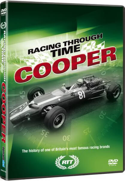 Racing Through Time - The Cooper Story