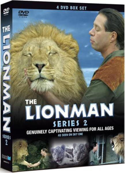 The Lion Man - Series 2 [Box Set]