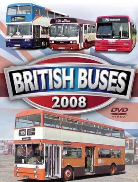 British Buses 2008