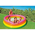 Intex Sunset Glow Kids' Paddling Pool (66 Inches): Image 2