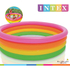 Intex Sunset Glow Kids' Paddling Pool (66 Inches): Image 3