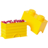 LEGO Storage Brick 2- Yellow: Image 2