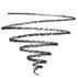 Daniel Sandler Black Velvet Waterproof Eyeliner: Image 2