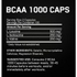 Optimum Nutrition BCAA 1000 - Unflavoured, Bottle, 200 capsules: Image 2