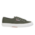Superga Men's 2750 Cotu Classic Trainers - Sherwood Green: Image 1
