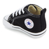 Converse Babies' Chuck Taylor All Star Hi-Top Trainers - Black/White: Image 4