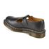 Dr. Martens Women's Core Polley Smooth Leather T-Bar Flat Shoes - Black: Image 4
