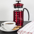 Morphy Richards 46191 8 Cup Cafetiere - Red - 1000ml: Image 2