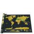 Carte du Monde à Gratter - Édition Or: Image 1