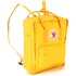 Fjallraven Kanken Backpack - Warm Yellow: Image 2