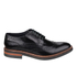 Base London Men's Woburn Brogue Shoes - Black: Image 1