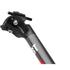 3T Stylus 25 Team Stealth Carbon/Aluminium Seatpost: Image 4