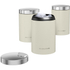 Morphy Richards 974103 6 Piece Storage Set - Cream: Image 2