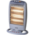 Warmlite WL42005 Halogen Heater - Grey - 1200W: Image 1