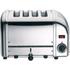 Dualit 40352 Classic Vario 4 Slot Toaster - Polished: Image 1