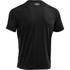 Under Armour Herren Tech T-Shirt Kurzarm - Black: Image 2