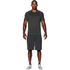 Under Armour Men's Tech Short Sleeve T-Shirt - Carbon Heather: Image 3