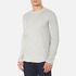 Edwin Men's Terry Long Sleeve T-Shirt - Grey Marl: Image 2