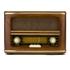 GPO Retro Winchester AM/FM Radio: Image 1