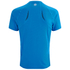 Skins Men's 360 Short Sleeve Tech Process Top - Blue: Image 2