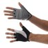 Santini Hook Gel Mitts - Black: Image 1