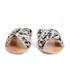 Ancient Greek Sandals Women's Thais Pony Leather Slide Sandals - Splash: Image 4