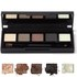 Paleta definición de cejas High Definition Eye and Brow Palette - Vamp: Image 1