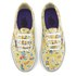 Vans Women's Authentic Liberty Trainers - Wonderland/True White: Image 2
