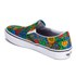 Vans Women's Classic Slip-On Liberty Trainers - Multi Floral/True White: Image 5