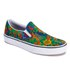 Vans Women's Classic Slip-On Liberty Trainers - Multi Floral/True White: Image 4