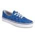 Vans Unisex Era Liberty Trainers - Blue/Floral Stripe: Image 4