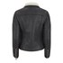 ONLY Women's Biker Jacket - Black: Image 2