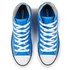 Converse Women's Chuck Taylor All Star Dainty Canvas Hi-Top Trainers - Monte Blue: Image 2