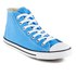 Converse Women's Chuck Taylor All Star Dainty Canvas Hi-Top Trainers - Monte Blue: Image 4