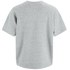Folk Women's Short Sleeve Sweatshirt - Grey/Blue: Image 3