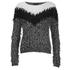 VILA Women's Truska Knitted Jumper - Pristine: Image 1
