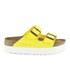 Birkenstock Women's Arizona Slim Fit Double Strap Platform Sandals - Yellow: Image 1