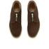 YMC Men's Crepe Sole Zip Front Suede Chukka Boots - Brown: Image 2