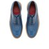 Grenson Women's Emily V Patent Leather Platform Brogues - Blue: Image 2