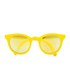 Sunpocket Samoa Bright Blond Sunglasses - Yellow: Image 1